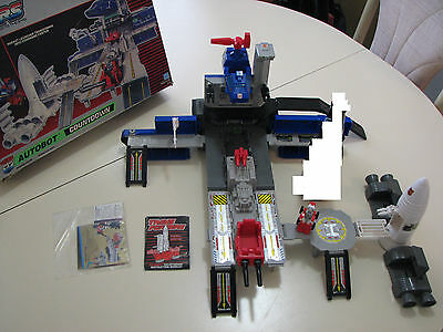Transformers G1 Micromaster Countdown With Box 100% Lot 1 (Rs)