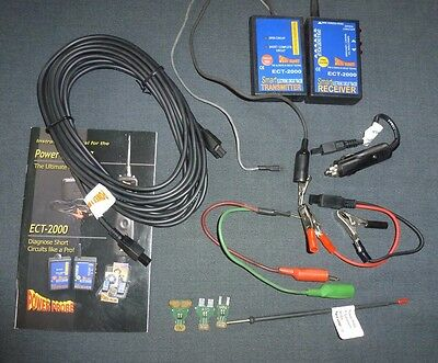 Power Probe Test Kit Short Finder Tester PPKIT01