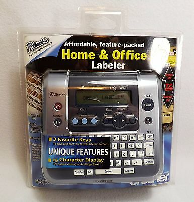 Brother P-Touch Electronic Home & Office Labeler New In Pkg  PT-1280 Great Gift!