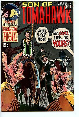 1970 Dc Son Of Tomahawk #131 Very Fine-  B44