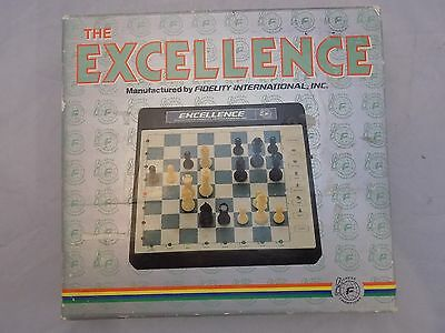 The Excellence Electronic Chess Game