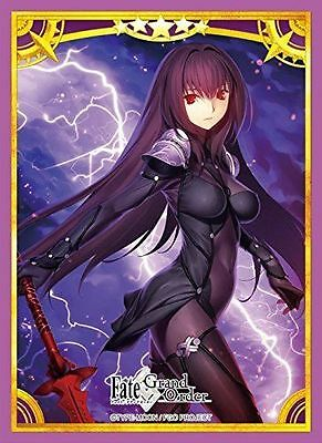 Fate/Grand Order Lancer Scathach Anime Game Character Sleeves Collection 80CT