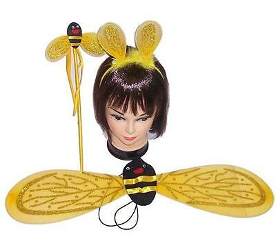 3Pce Bumble Bee Set