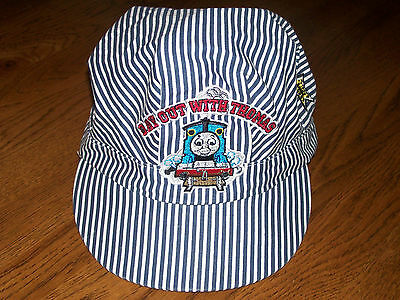 Day Out With Thomas Tank Engineer Train Engineer Conductor Boys Youth Hat Cap