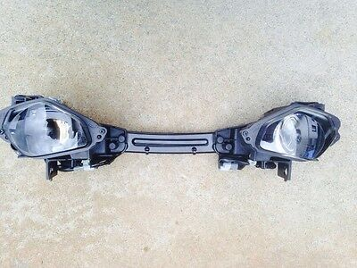 used OEM headlight assembly  2015 Yamaha R1 and R1M 2CR-84300-00-00