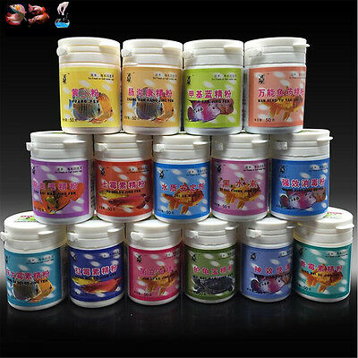 1 Bottle Fish Powder Broad-spectrum Antimicrobial Agent Health Disease Treatment