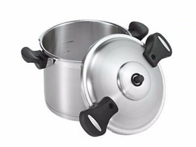 Scanpan 8L Pressure Cooker (Stainless Steel)