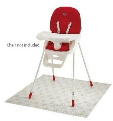 NEW Mothers Choice Messy Mat Carpet & Floor Protector