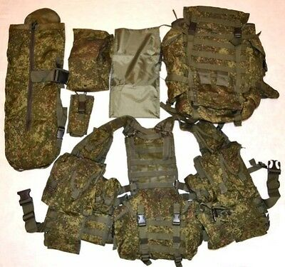 Original 6SH117 AK Ratnik UMBTS MOLLE EMR+Backpack New! Sale!