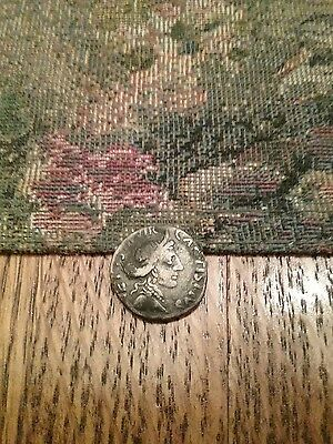 AUGUSTUS Victory Over Julius Caesar Assassins Brutus & Cassius Roman Coin