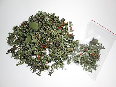 Rare MARINES set1 WW1 50 1/72 Soldiers Army Figure Miniatures Lot Airfix Wargame