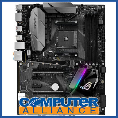 ASUS AM4 ATX STRIX B350-F Gaming Motherboard