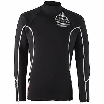Gill Thermoskin Wetsuit Top - Black