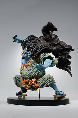 One Piece Jinbei Scultures 6 Figure Figura Nueva New. Pre-Order