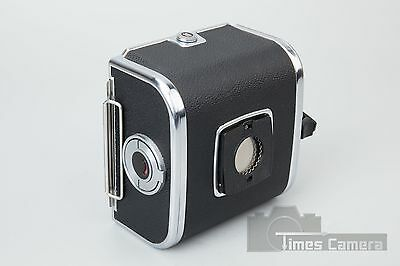 Hasselblad A16 645 6x4.5 Film Back Chrome for 500 C M