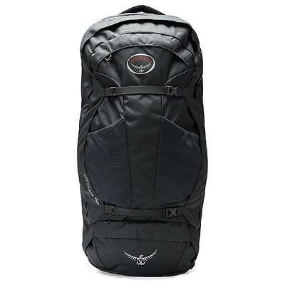 Osprey Farpoint 80 Rucksack Backpack Hiking Bag Outdoors Grey