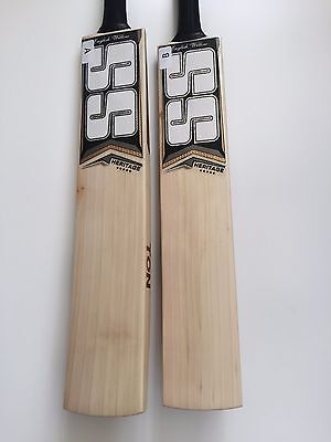 SS TON Heritage Cricket Bat: Very lightweight in 2lb 7oz and 2:8 with 12 grains!