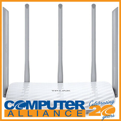 TP-Link Archer C60 Wireless-AC1350 Dual Band Router
