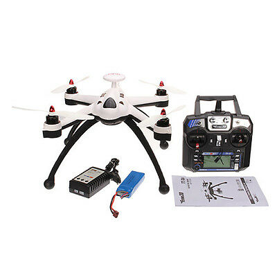 Flying 3D X8 GPS 2.4GHz 8CH RC Quadcopter 6Axis Gyro Real-time OSD Drone US Plug