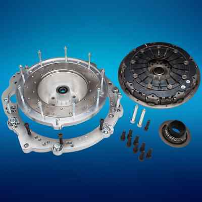 1JZ 2JZ FULL TWINPLATE KIT to GS6-53DZ 700NM E60 530D Gearbox Twin Plate SACHS