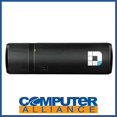 USB Wireless-AC1200 D-Link DWA-182 Dual Band Network Adapter