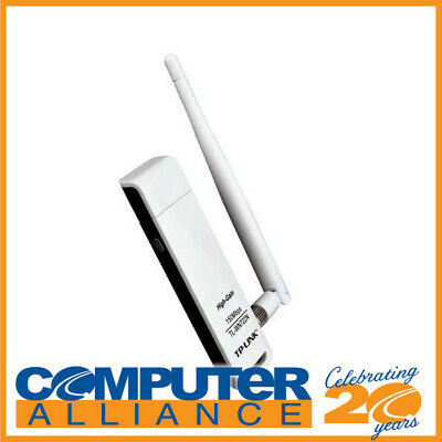 USB Wireless-N TP-Link TL-WN722N 150Mbps Network Adapter