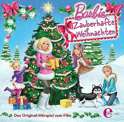 barbie zauberhafte weihnachten original h rspiel zum. Black Bedroom Furniture Sets. Home Design Ideas