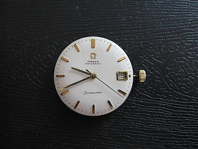 Omega Automatic Movement Cal 562 Working