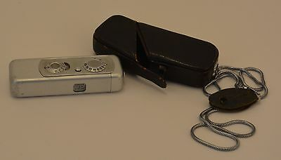 Vintage Minox Miniature Spy Camera F=15 Mm 1:3.5 Made In Germany