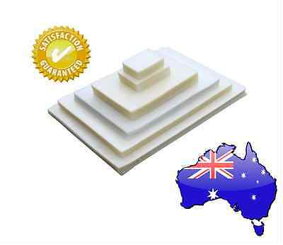 --VALUE--500 Pack Business card ID laminating pouches film 60x95mm 150 micron
