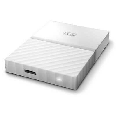 "4000GB Western Digital WD My Passport Portable 4TB - 2,5"" USB 3.0 Festplatte"