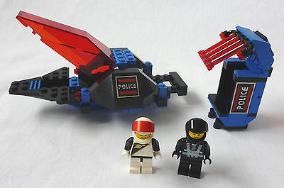 LEGO Space Police 6886 Galactic Peace Keeper - Complete Vintage 1989