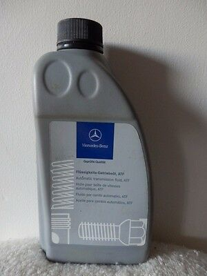 Mercedes-Benz Automatic Gearbox Transmission Fluid ATF 1 Liter A001989210310
