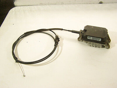 98-02 Camaro Firebird V8 Cruise Control Unit Assembly & Cable Ls1 Asr Traction