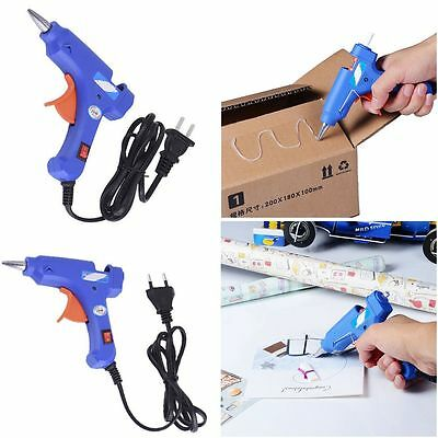 Heater High Temp Repair Tool Hot Melt Glue Gun Thermo Electric On/Off Switch
