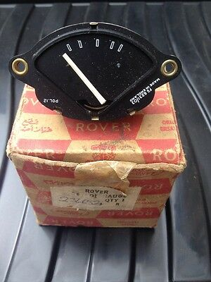 🇬🇧new Old Stock Smiths Gauge Rover Temp Petrol Fuel Fg6231/03