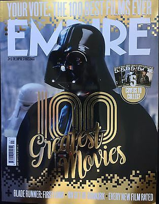 Empire Magazine July 2017 (100 Best Films Ever,  The Empire Strikes Back Cover)