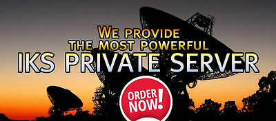 Iks Private Server South 1 Year Code Iks 119 110
