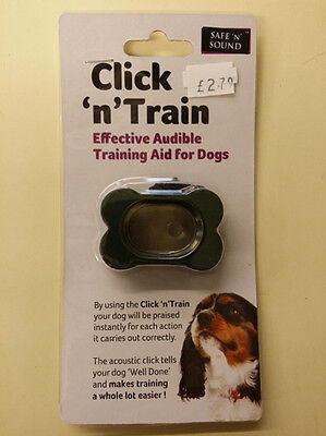Click 'n' Train Training Clicker for Dogs