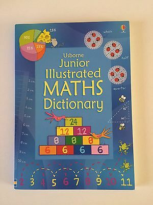 Usborne Junior Illustrated Math Dictionary