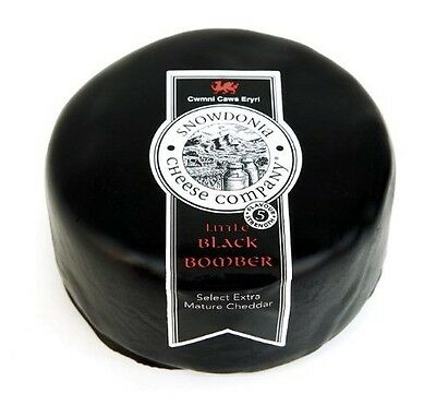 3KG Snowdonia Big Black Bomber Extra Mature Cheddar Cheese