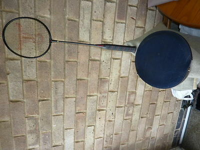 taurus badminton racket with case