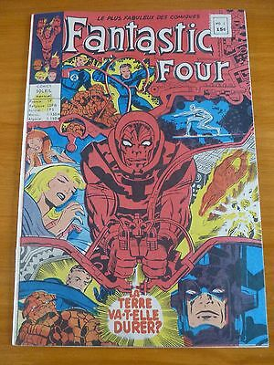 Rare FRENCH Fantastic Four #1 1968 Comics Soleil  Editions Heritage