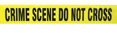 Crime Scene   Do Not Cross  -  20 Feet - Great Party Dorm Decorations Supplies