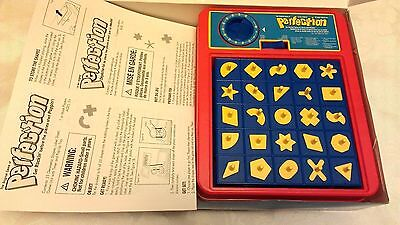 The Game of PERFECTION Board Game MB Complete W/ Instructions TESTED WORKS!