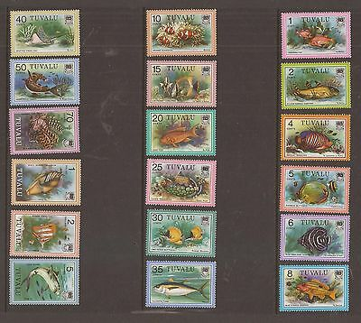 Tuvalu - All Mnh -  Fishes