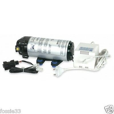 GrowMax RO Filter Booster Pump Kit