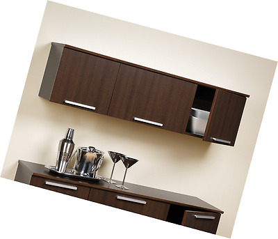 executive ru ruby desk wall with hutch u shape bullet image mounted