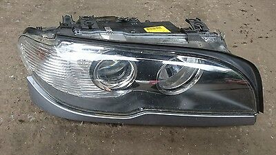 04-05 Bmw E46 3 Series Coupe Convertible Facelift Right Side Halogen Headlight