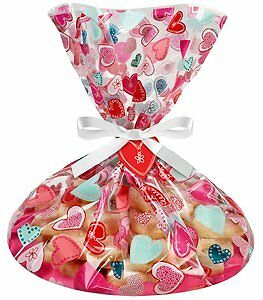 Wilton Cookie Plate Gift Kit - Sweet Hearts